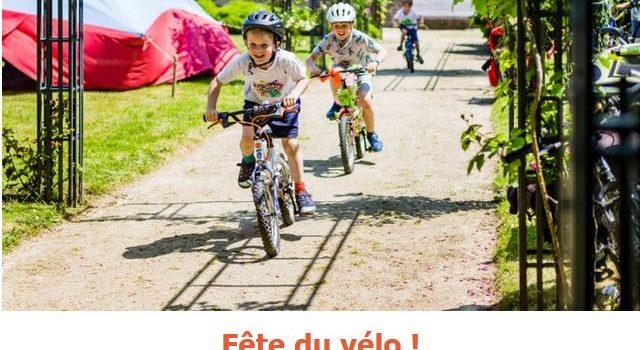 Fête du vélo !