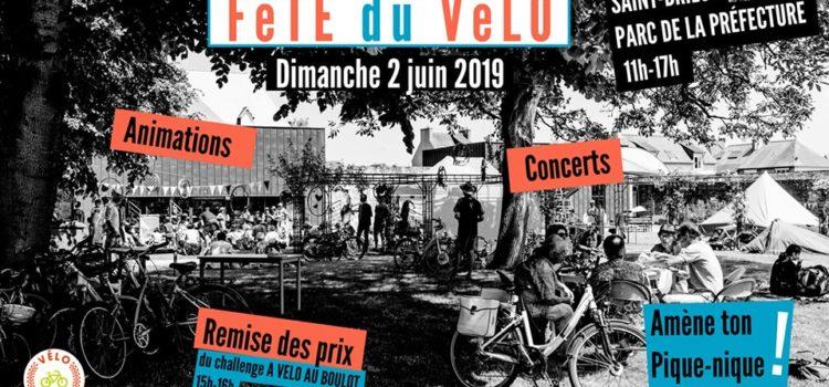 Ce dimanche 2 Juin, on profite de le Fête du vélo pour remettre les prix du challenge A Vélo Au Boulot!