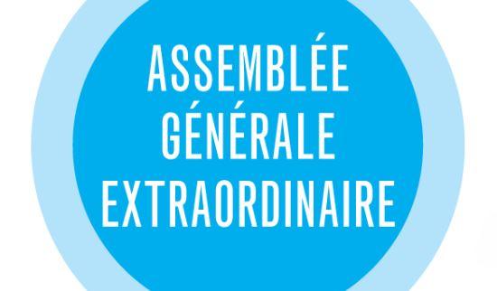 AG extraordinaire – 5 octobre 20h petite salle de Robien à St Brieuc
