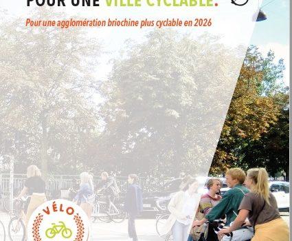 Election municipale «Manifeste pour une ville cyclable»