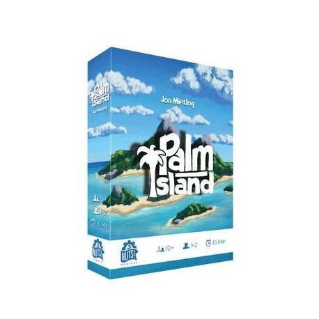 Chez Le temps d'un jeu - Jeu Palm Island - 12€
