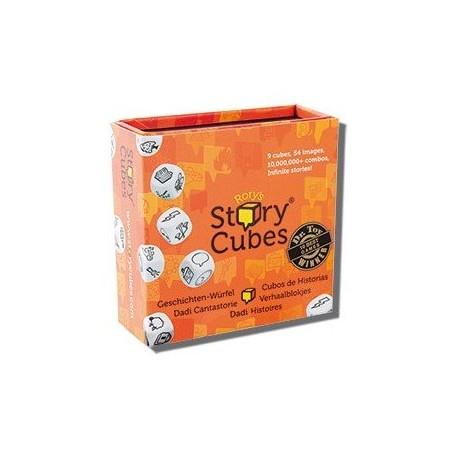 Chez Le temps d'un jeu - Jeu Story Cubes - 10€.