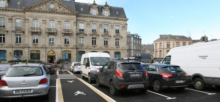 Piétonisation des places de la Grille et de la Résistance à Saint-Brieuc: et si on faisait un pas de côté?